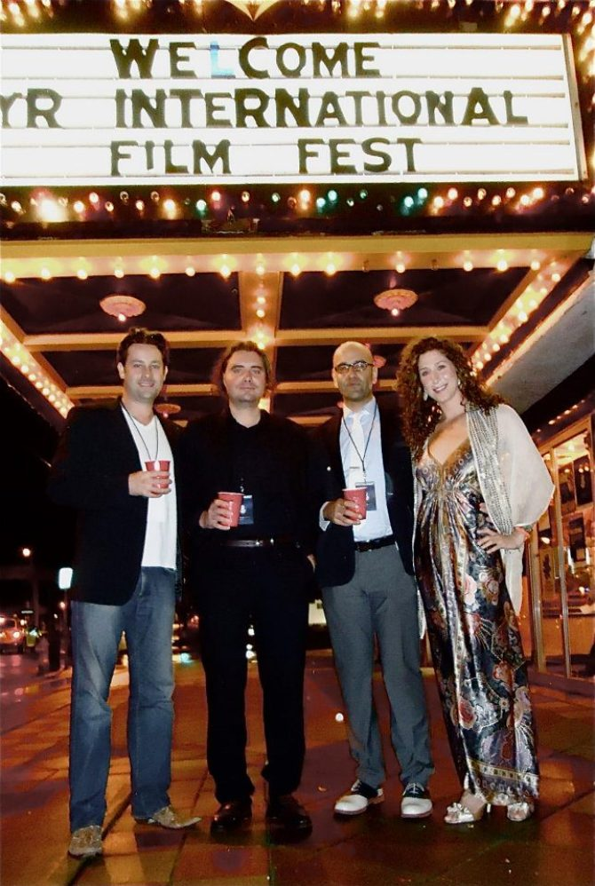 Syracuse International Film Festival 2011